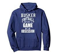 Nebraska Cornhuskers Husker Football Apparel Shirts Hoodie Navy