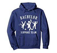S Bachelor Shirt Gamer Shirt Bachelor Team Support T Shirt Hoodie Navy