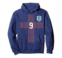 England Soccer Football 2018 Away Shirts Hoodie Navy