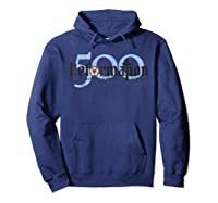500th Anniversary Of The Reformation Distressed Shirts Hoodie Navy