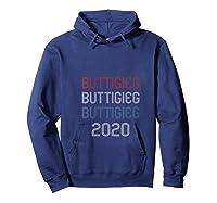 2020 Pete Buttigieg President Retro July 4th Patriotic T-shirt Hoodie Navy