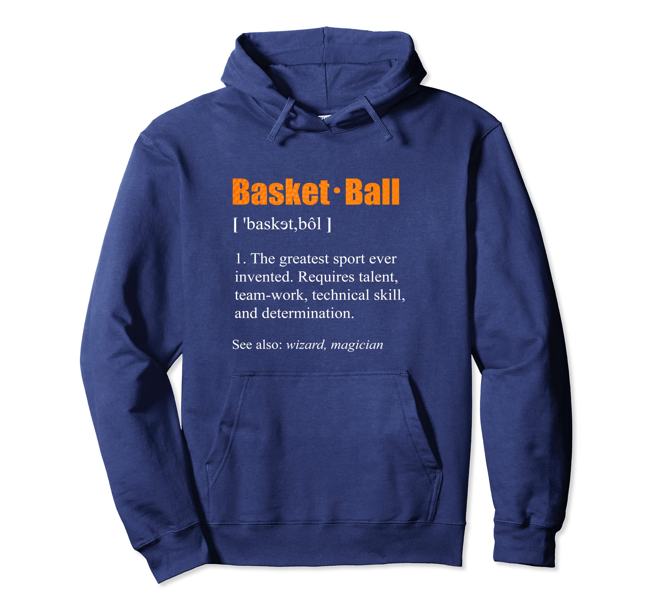 Amazon com: Basketball Definition T-Shirt Gift Love Meaning