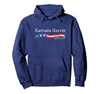 Kamala Harris For President 2020 Distressed For The People Shirts Hoodie Navy