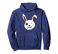 Borderlands Tiny Tina S Damsel Bunny T Shirt Hoodie Navy