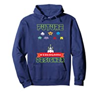 Video Game Designer Gamer S Gaming Shirts Hoodie Navy