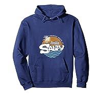 Feelin' Salty Beach Shirt Imperial Beach Ca T-shirt Hoodie Navy