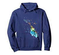 Little Prince Shirts Hoodie Navy
