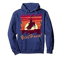 Rodeo 2019 T Shirt Houston Rodeo Cowboy Yiiihaaa Hoodie Navy