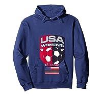 Soccer 2019 Usa Team Championship Cup Shirts Hoodie Navy