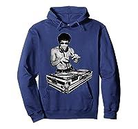 Bruce Dj By Bruce Shirts Hoodie Navy