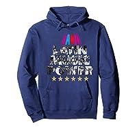Fania All Star Latin Power Shirts Hoodie Navy