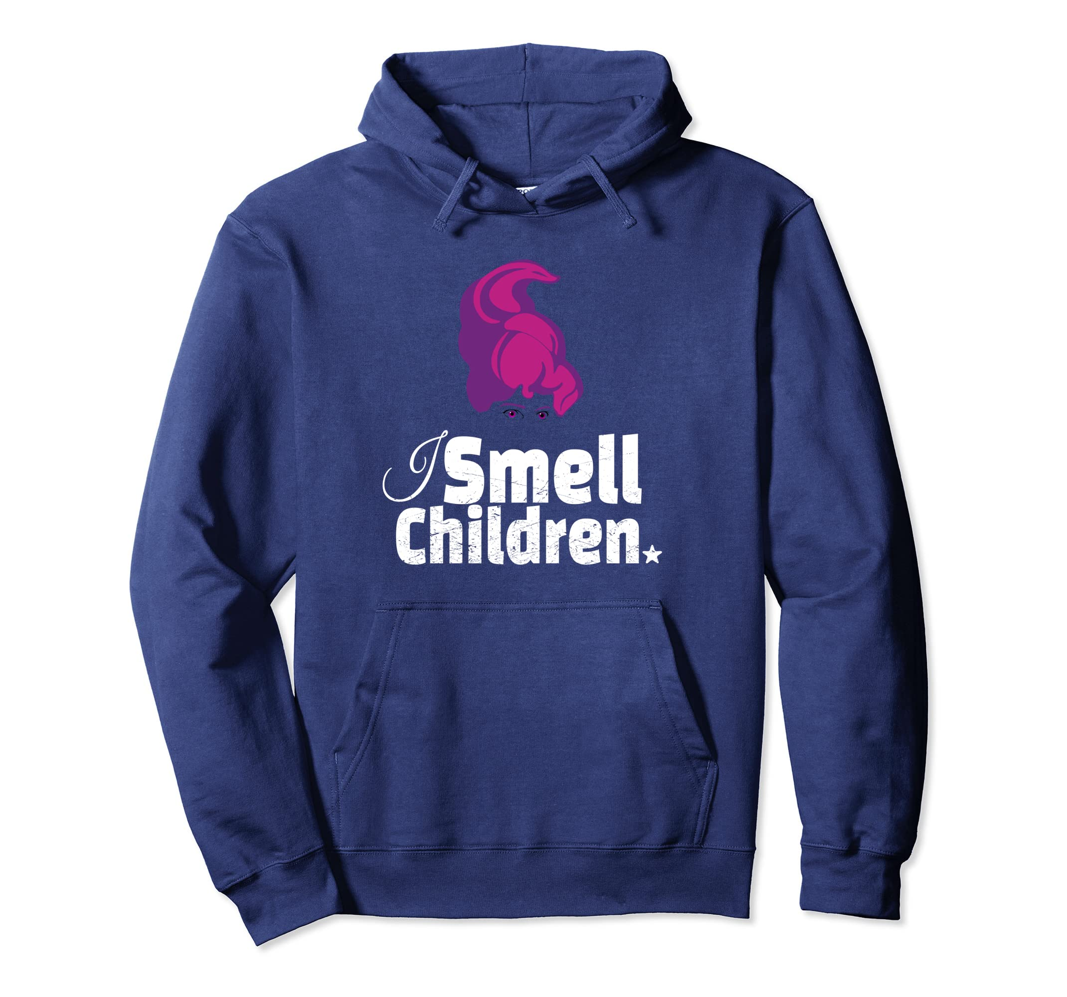 I Smell Children Funny Distressed Halloween Hoodie-ANZ