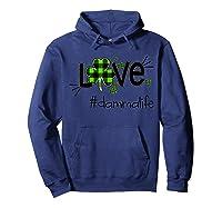Damma - Love Damma Life Tshirt Hoodie Navy