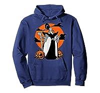 Disney Jafar The Powerful Halloween T Shirt Hoodie Navy