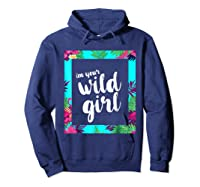 Funny Free Woman T Shirt Frame Of Flora And Fauna Hoodie Navy