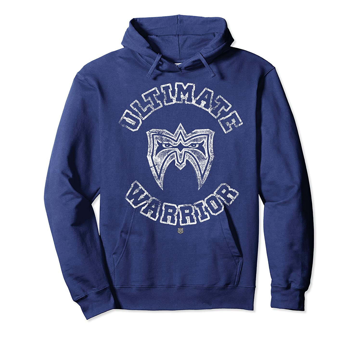 Ultimate Warrior Mask 1 Color Shirts Unisex Pullover Hoodie