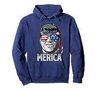 Kennedy Merica 4th Of July President Jfk Gifts Shirts Hoodie Navy