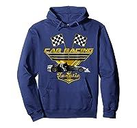 Car Racing Fanatic 500 Miles T Shirt Golden Edition Hoodie Navy