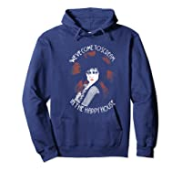 Siouxsie Sioux We Ve Come To Scream In The Happy House Shirts Hoodie Navy