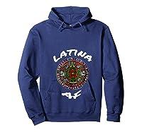 Latina Af For Proud Shirts Hoodie Navy