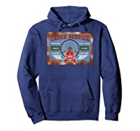 Truck Service Old Stuff Rusty Sign T Shirt Gift For Pickers Hoodie Navy