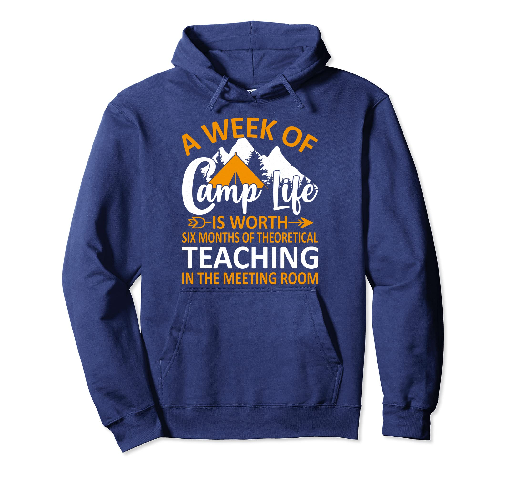 Amazon com: A Week Of Camp Life Is Worth Six Months Of