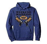 Hasbro Nerf Blaster Weekend Warriors T-shirt Hoodie Navy