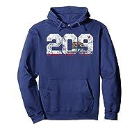 Area Code 209 Modesto California Shirts Hoodie Navy