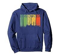 Washington Dc Shirt Vintage Washington Dc T Shirt Hoodie Navy
