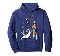 Disney Nightmare Gift T Shirt Hoodie Navy