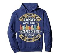 Corpus Christi City Flag Tshirt I Love Corpus Christi Shirt Hoodie Navy