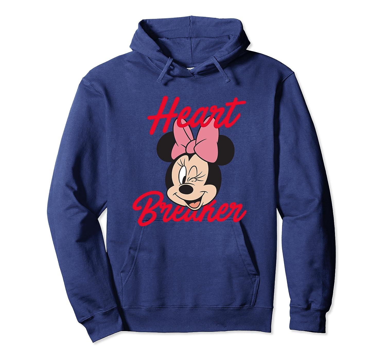 Disney Minnie Heartbreaker T Shirt Unisex Pullover Hoodie