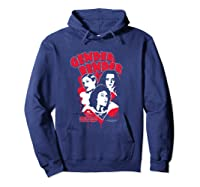Rocky Horror Picture Show Gender Bender Shirts Hoodie Navy
