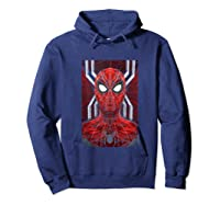 Marvel Spider-man: Far From Home Spidey Tank Top Shirts Hoodie Navy