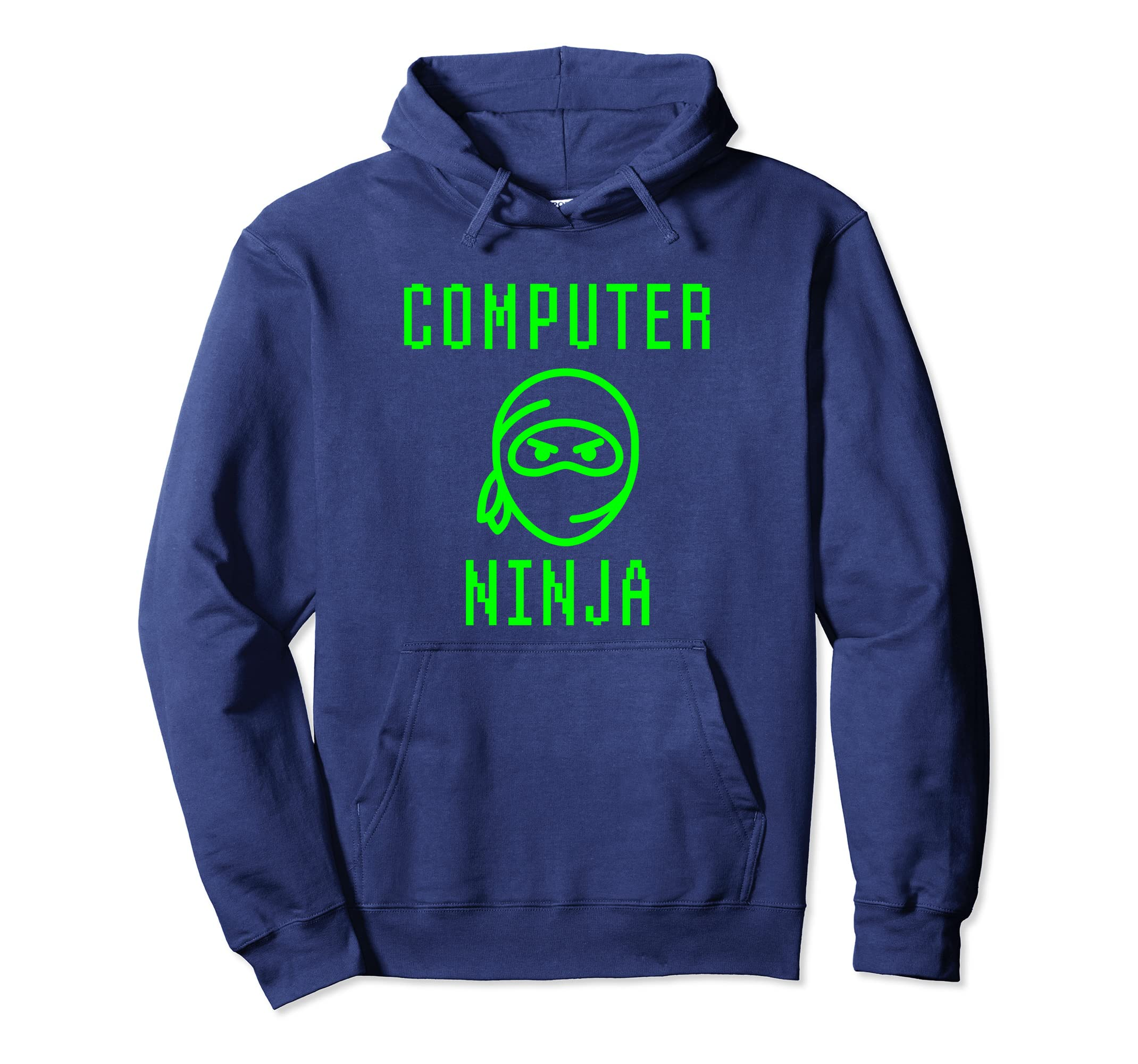 Amazon.com: Computer Ninja Face Funny Tech Support PC Geek ...