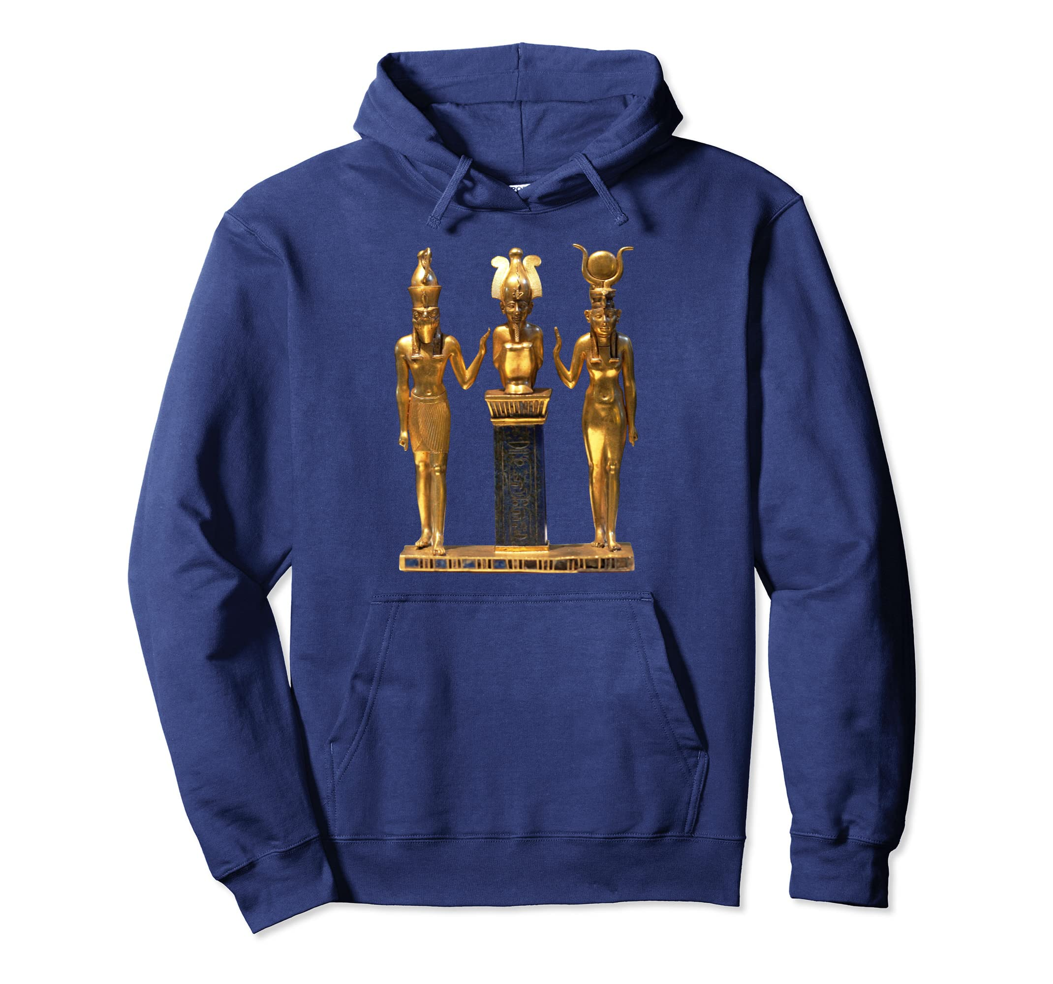 Amazon com: Egyptian Trinity Golden Horus Osiris and Isis