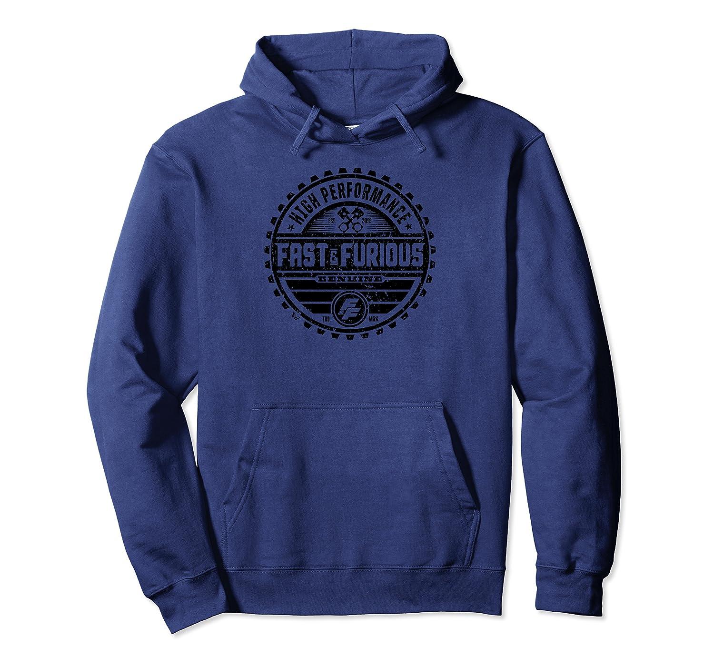 Fast Furious Classic Garage Logo Ted Shirts