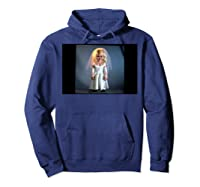 Bride Of Chucky Tiffany Forward Pose Shirts Hoodie Navy