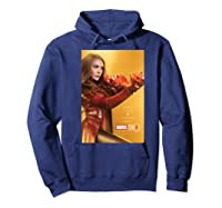 Studios 10 Years Scarlet Witch Poster Shirts Hoodie Navy