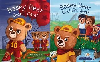 Basey Bear Couldn't Wait (2 Book Series)