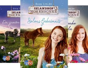 Islandhof Hohensonne (Reihe in 3 Bänden)