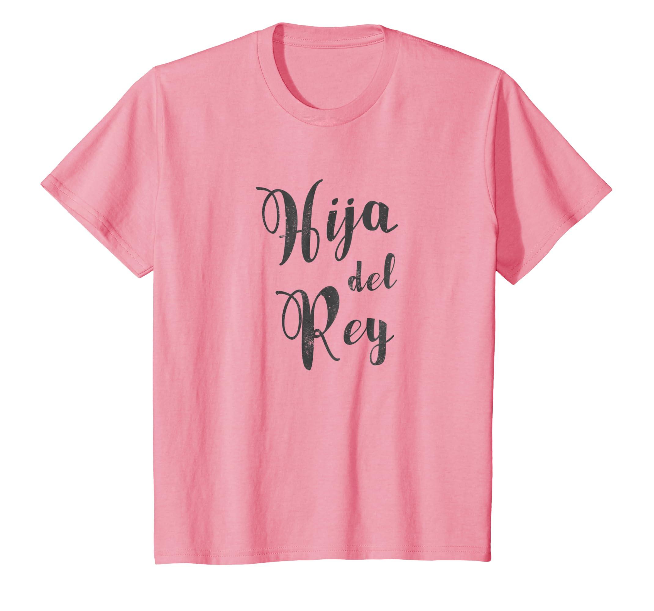 Amazon.com: Ropa Cristiana para Mujeres, Camisa de la Hija del Rey: Clothing