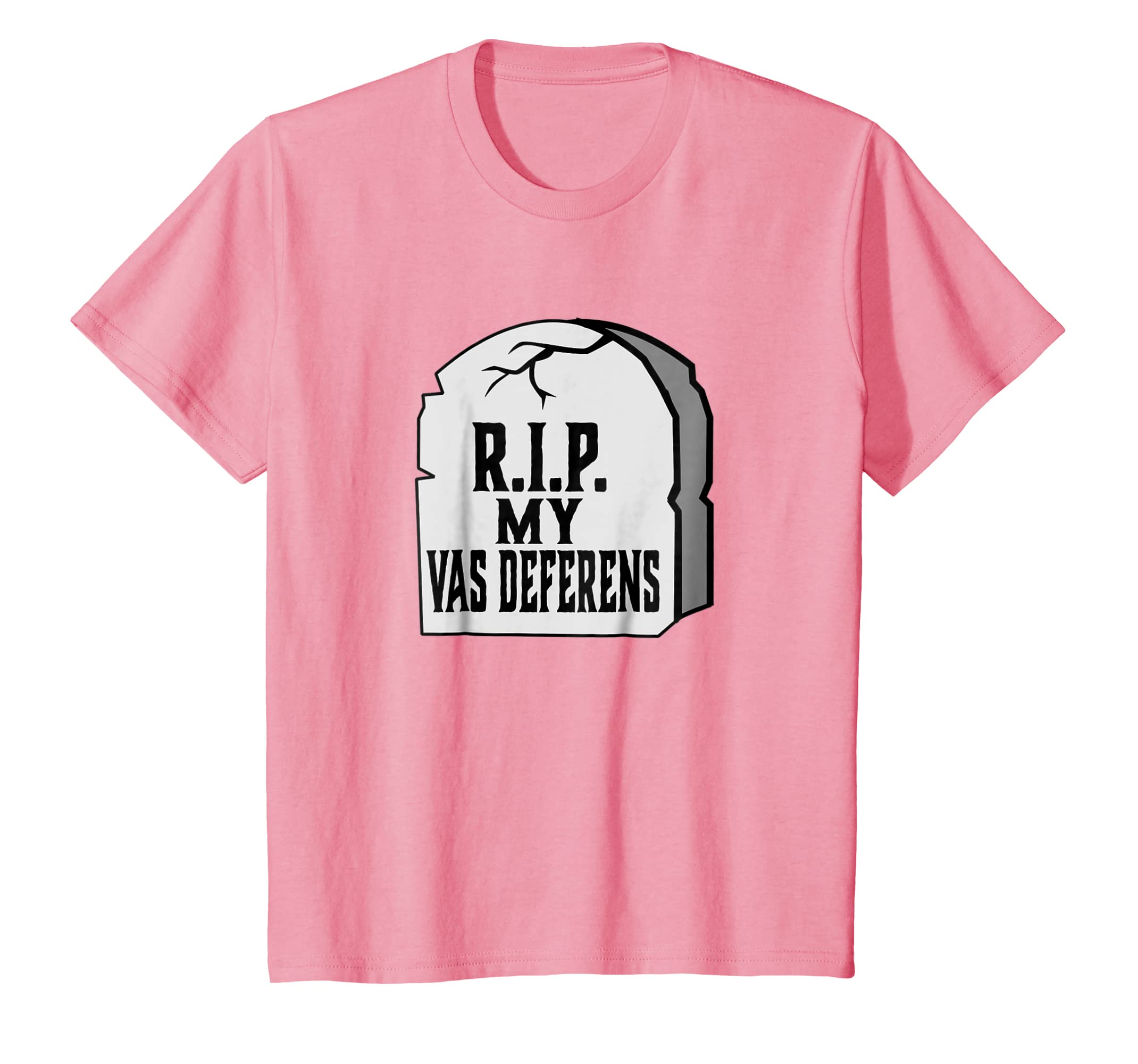 Amazon Rest In Peace My Vas Deferens Funny Vasectomy T Shirt