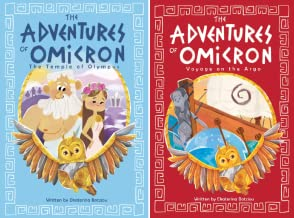 The Adventures of Omicron (2 Book Series)