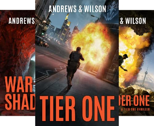 Tier One Thrillers (6 Book Series)