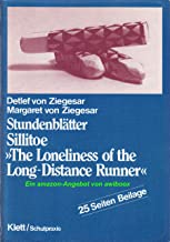 Stundenblätter Sillitoe: The Loneliness of the Long- Distance- Runner. (Lernmaterialien)
