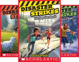 Disaster Strikes (4 Book Series)