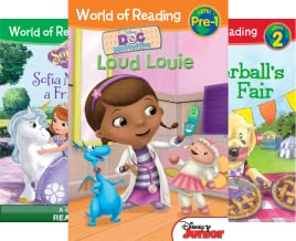 World of Reading: Level Pre-1 (45 Book Series)
