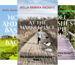 The Dribble Quibble Series™ (3 Book Series)
