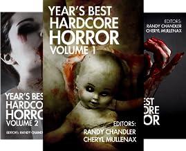 Year's Best Hardcore Horror (6 Book Series)